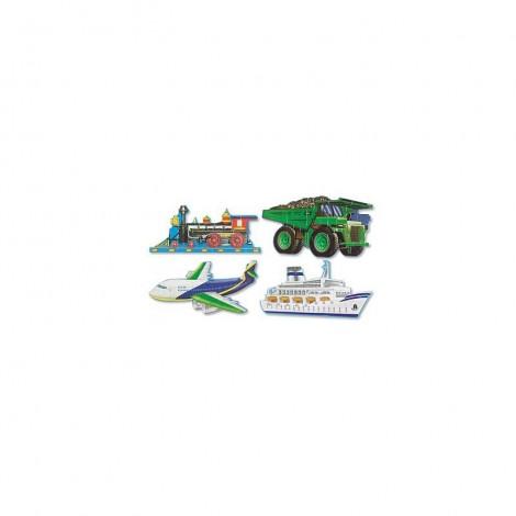 Imagine 1Puzzle de podea Mijloace de transport