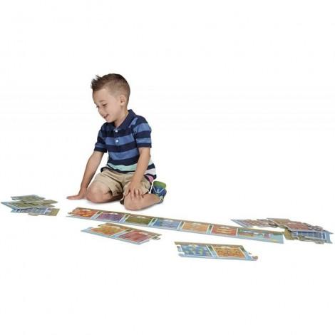 Imagine 3Puzzle de podea Trenuletul numerelor