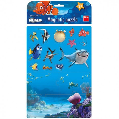 Imagine 2Puzzle magnetic - Nemo