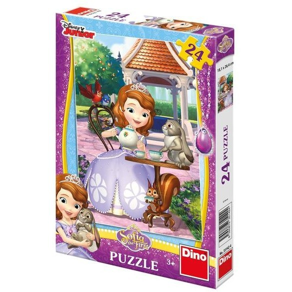 Puzzle - Printesa Sofia si prietenii