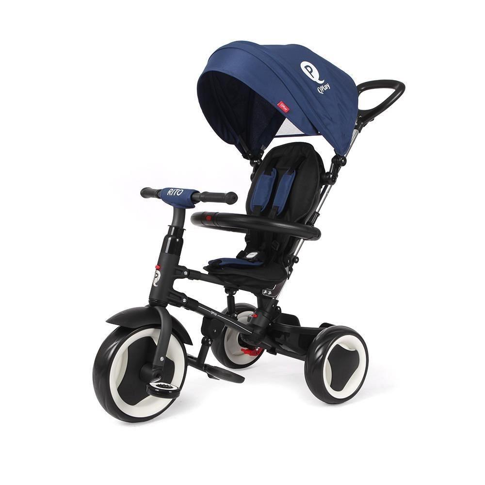 Tricicleta Pliabila Rito Albastru
