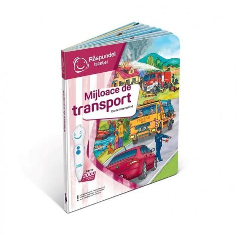 Imagine 2RASPUNDEL ISTETEL CARTE MIJLOACE DE TRANSPORT