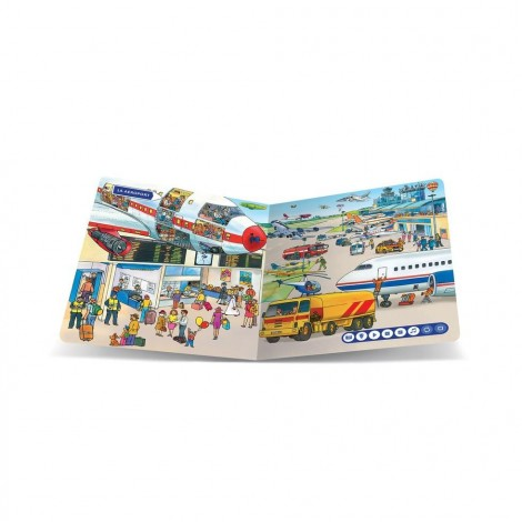 Imagine 3RASPUNDEL ISTETEL CARTE MIJLOACE DE TRANSPORT