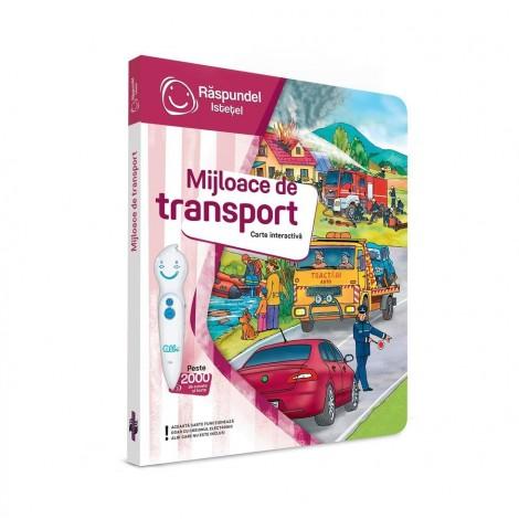 Imagine 1RASPUNDEL ISTETEL CARTE MIJLOACE DE TRANSPORT
