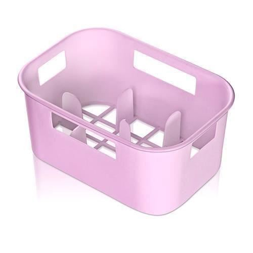Suport biberoane roz