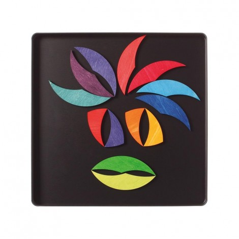 Imagine 5ROATA CURCUBEU - PUZZLE MAGNETIC