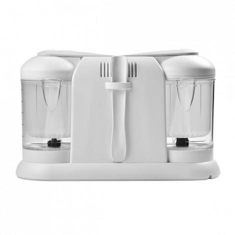 Imagine 3Robot Babycook Plus White Silver