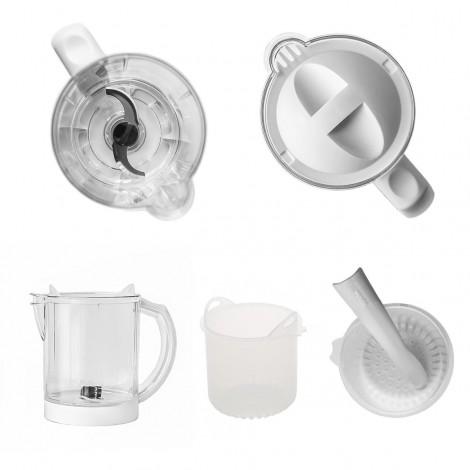 Imagine 7Robot Babycook Plus White Silver