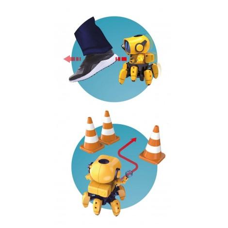 Imagine 4Robot Tibo cu functii