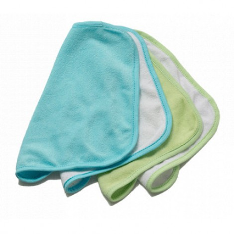 Imagine 1Laveta moale pentru spălarea bebelusilor 4/ set