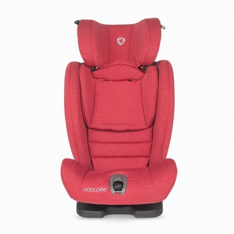 Imagine 2Scaun auto cu Isofix 9-36 kg Coccolle Elara Aurora Red
