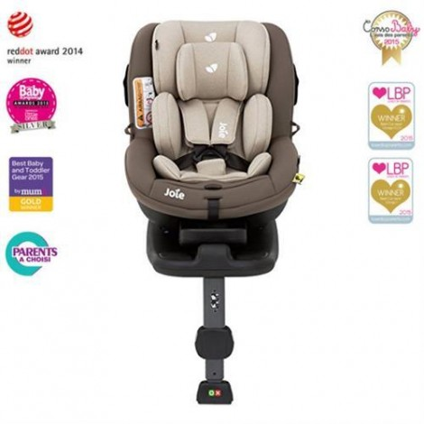Imagine 1Scaun auto cu isofix i-Anchor Advance i-SIZE Wheat+ Baza I size 0-18 Kg