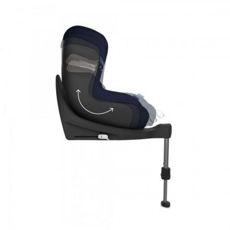Imagine 3Scaun Auto Cybex Sirona S I-Size Cu Rotire 360 De Grade 0-18 Kg, Deep Black