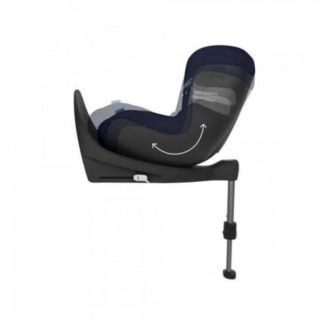 Imagine 4Scaun Auto Cybex Sirona S I-Size Cu Rotire 360 De Grade 0-18 Kg, Deep Black