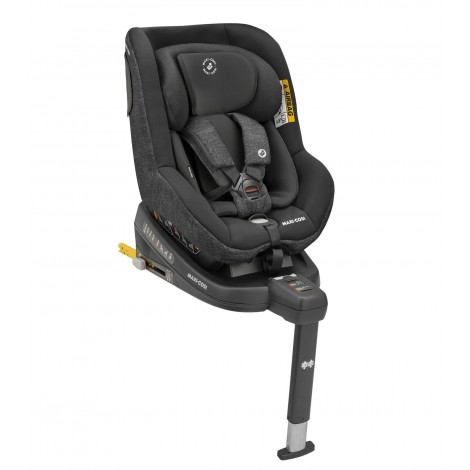 Imagine 1Scaun auto Isofix 0-25Kg Beryl Nomad Black