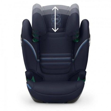 Imagine 2Scaun Auto Solution S I-Fix 15 - 36 Kg, Soho Grey