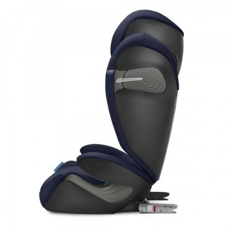 Imagine 4Scaun Auto Solution S I-Fix 15 - 36 Kg, Granite Black
