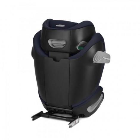 Imagine 6Scaun Auto Solution S I-Fix 15 - 36 Kg, Granite Black