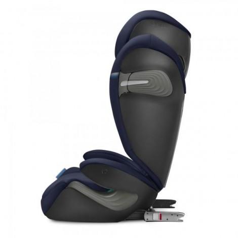 Imagine 4Scaun Auto Solution S I-Fix 15 - 36 Kg, Navy Blue