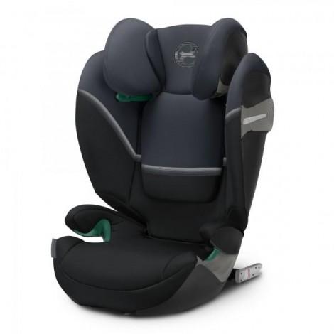 Imagine 1Scaun Auto Solution S I-Fix 15 - 36 Kg, Granite Black