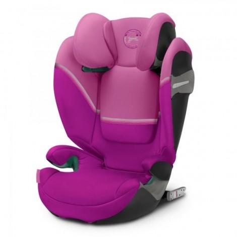 Imagine 1Scaun Auto Solution S I-Fix 15 - 36 Kg, Magnolia Pink