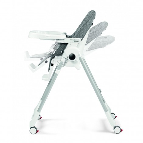 Imagine 6Scaun De Masa 2 in 1 Prima Pappa Zero Follow Me, WonderGrey, 0 - 15 Kg