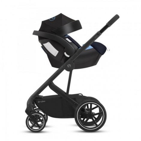 Imagine 5Scoica Auto Cybex Aton 5, Grupa 0-13Kg, Soho Grey