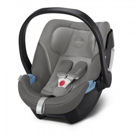 Imagine 1Scoica Auto Cybex Aton 5, Grupa 0-13Kg, Soho Grey