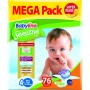 Imagine 1Scutece Babylino Sensitive Megapack Maxi N4+/76 buc