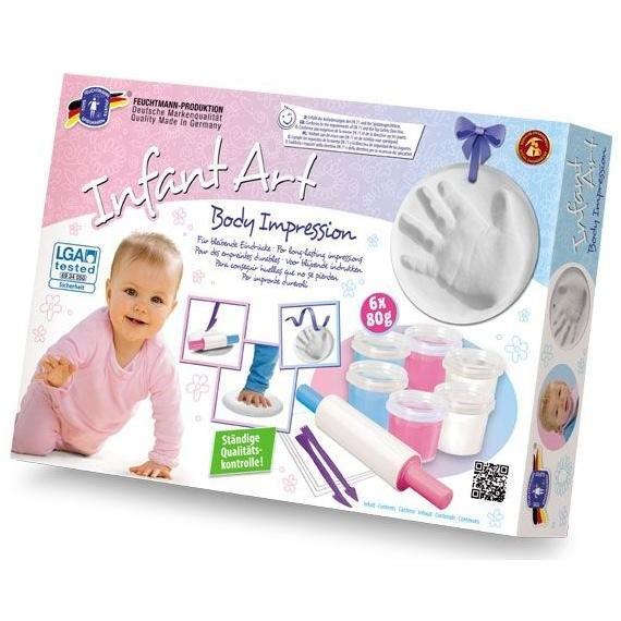 Kituri Amprenta Si Mulaj Bebe