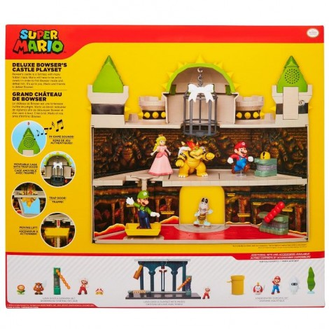 Imagine 2Set de joaca Nintendo Super Mario - Castelul lui Bowser