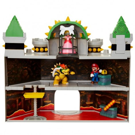 Imagine 4Set de joaca Nintendo Super Mario - Castelul lui Bowser