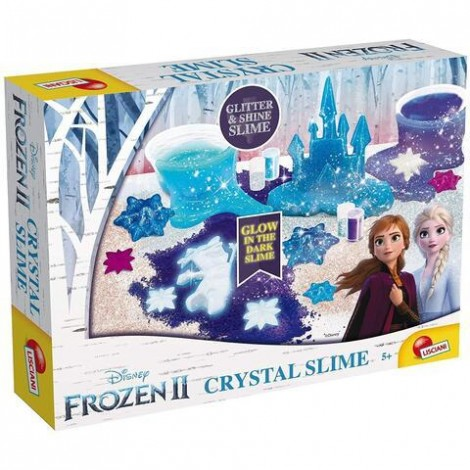 Imagine 1Set experimente Frozen 2 - Slime de cristal