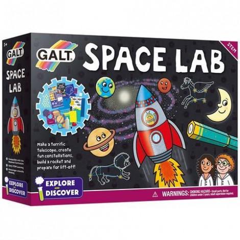 Imagine 1Set experimente - Laboratorul spatial