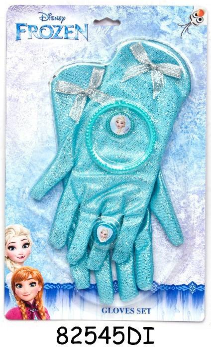 Set manusi si bijuterii Frozen