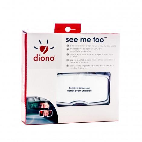 Imagine 6Set Oglinda Retrovizoare Diono Easy View si See Me Too