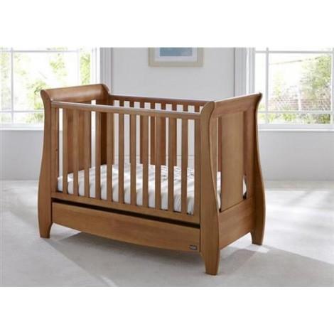 Imagine 1Set patut + salteluta pentru bebelusi Lucas Oak