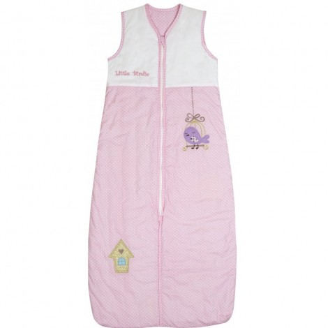 Imagine 1Sac de dormit Pink Bird 1-3 ani 2.5 Tog