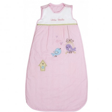 Imagine 1Sac de dormit Pink Bird 6-18 luni 2.5 Tog