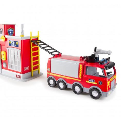 Imagine 3Staƫie de pompieri cu efecte luminoase si sonore