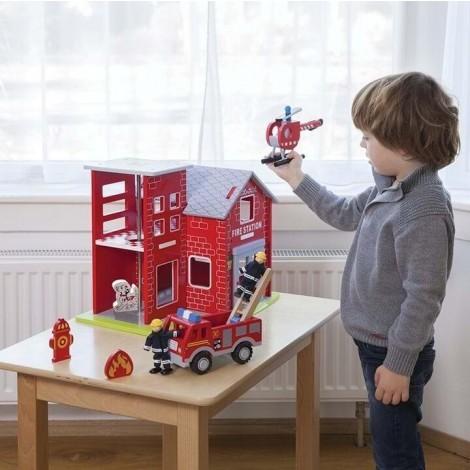 Imagine 3Statie de Pompieri