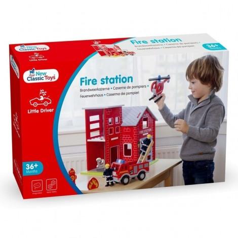 Imagine 4Statie de Pompieri