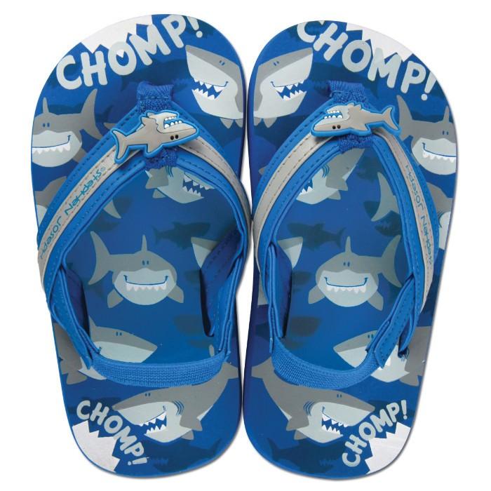 Sandalute pentru plaja Shark
