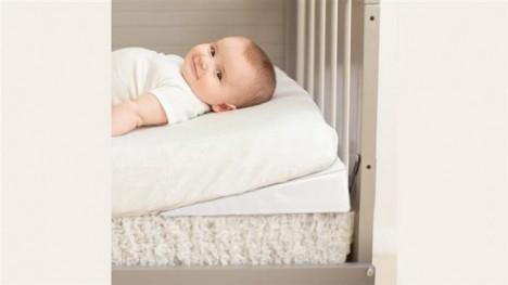 Imagine 2Suport de somn cu vibratii Good Vibes Crib Wedge