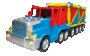 Imagine 1Jucarie magnetica  - Camion