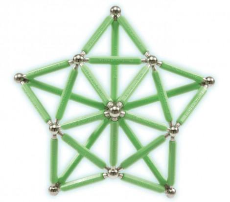 Imagine 5Set constructie luminos, 66 piese