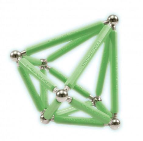 Imagine 3Set constructie luminos, 66 piese