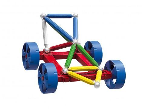 Imagine 4Set constructie Maxi Wheels, 40 piese