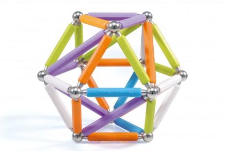 Imagine 5Set constructie Neon, 66 piese