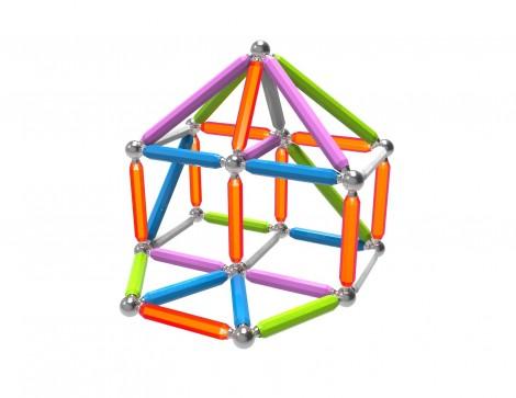 Imagine 3Set constructie Neon, 92 piese